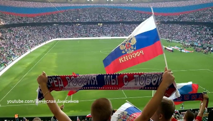 Российские футбольные фанаты стали новой страшилкой для Запада