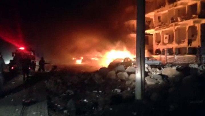 На юго-востоке Турции прогремел взрыв, есть жертвы