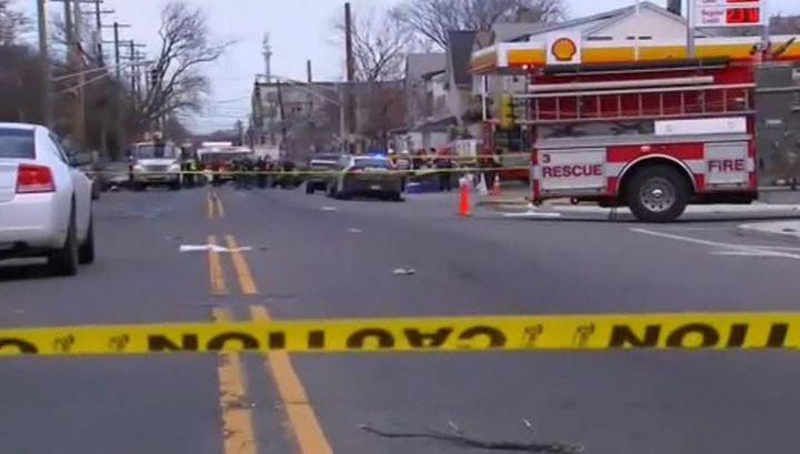 В США жертвами пожара в частном доме стали 4 человека, в том числе двое детей