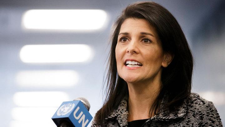 Хейли: США готовят новую резолюцию по КНДР