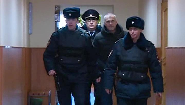 Адвокаты Хорошавина просят перевести своего подзащитного под домашний арест