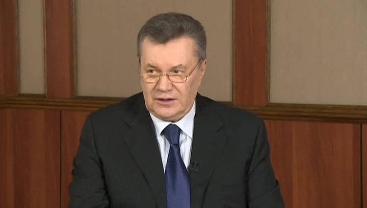 СМИ: Виктор Янукович госпитализирован в Москве с травмой позвоночника