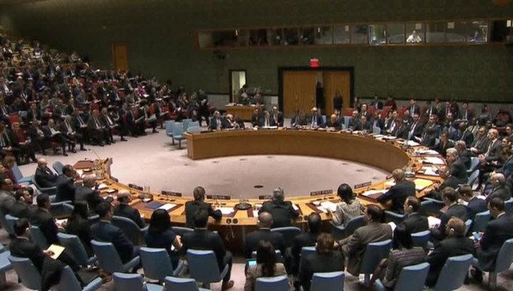 Совбез ООН рассмотрит проект резолюции о новых санкциях против КНДР