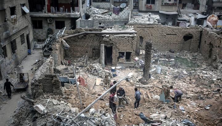 Авиаудары ВВС Турции по Африну унесли жизни 9 человек