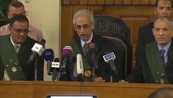 Экс-президент Египта Мубарак окончательно оправдан