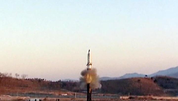 Ракетные испытания в КНДР: уточненные данные