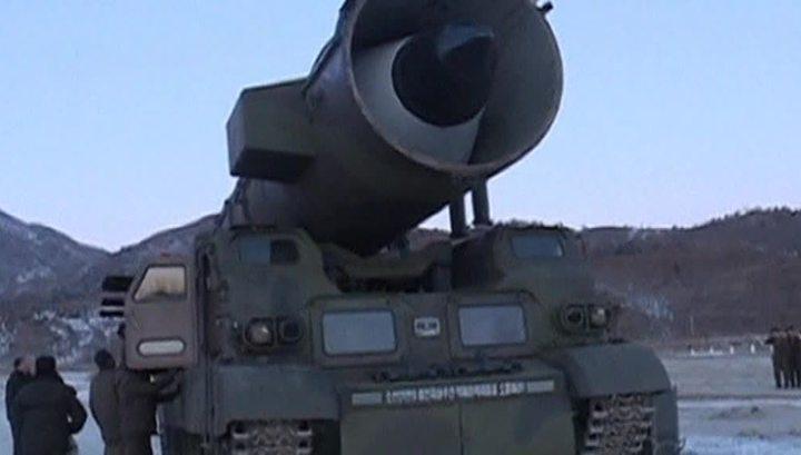 Совбез ООН собирается на экстренное заседание в связи с ракетными пусками КНДР