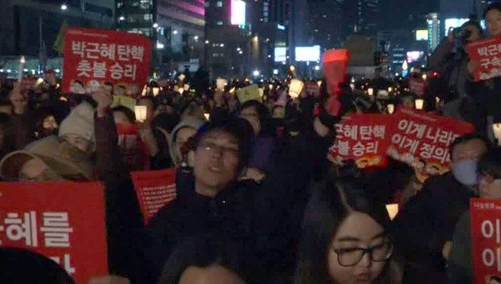ЦИК Южной Кореи: президентские выборы пройдут до 9 мая