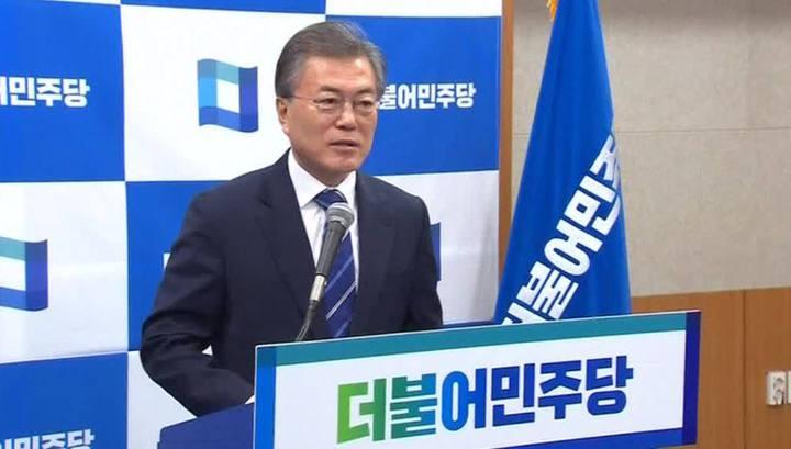 Мун Чжэ Ин может стать новым президентом Южной Кореи