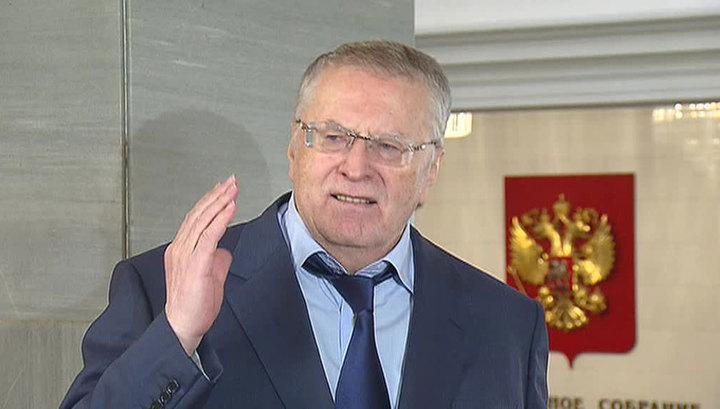 Жириновский предложил американским хакерам помочь ему на выборах