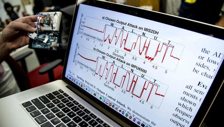 Ученые: гаджеты могут быть взломаны при помощи звуков