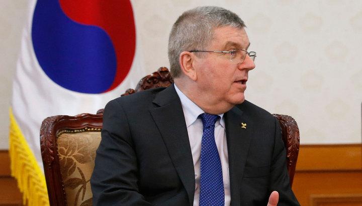 КНДР и Южная Корея выступят на Олимпиаде единой командой