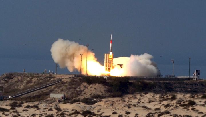 Удар Израиля по Дамаску чудом не привел к катастрофе пассажирских самолетов