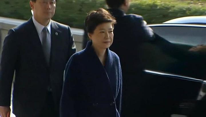 Южнокорейская прокуратура настаивает на аресте бывшего президента страны