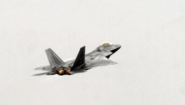 Самолеты России и США сблизились в небе над Сирией