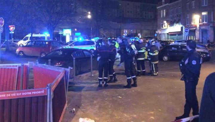 Во французском Лилле прогремела стрельба, ранены трое