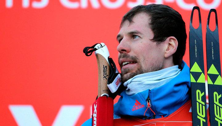 Лыжник Устюгов: готов тренироваться даже со спицами в пальце