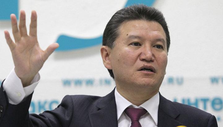 Илюмжинов: только конгресс FIDE может отстранить меня от должности