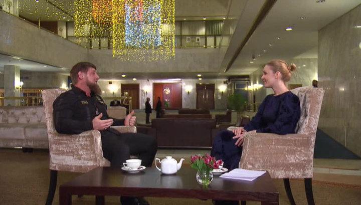 Кадыров рад, что его включили в санкционные списки