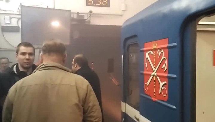 Завершено расследование дела о теракте в петербургском метро