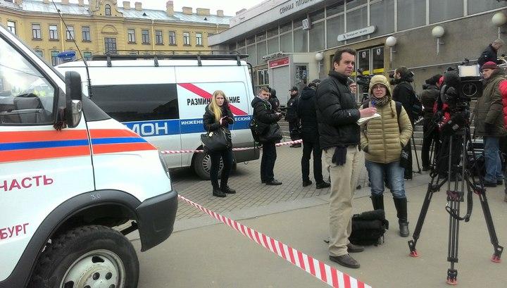 Теракт в Санкт-Петербурге спровоцировал фейковую истерию