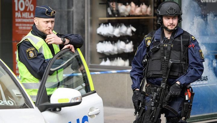 15 шведских неонацистов арестованы за акцию в Гетеборге