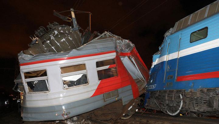 Фили под поезд попали два человека