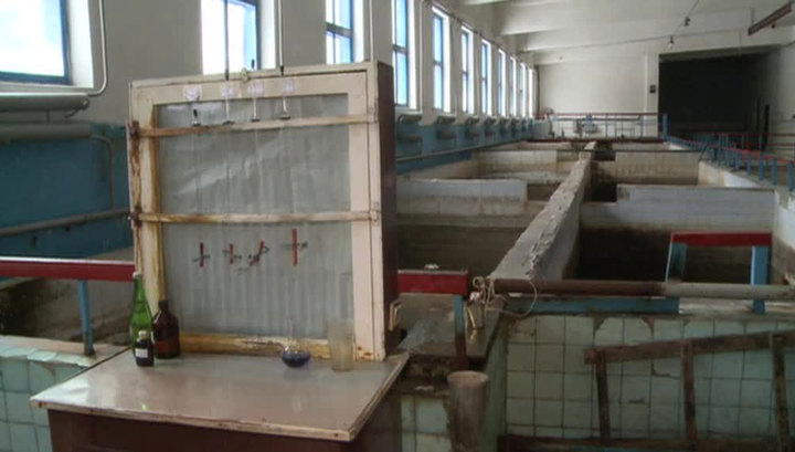 Донецкая фильтровальная станция прекратила работу из-за постоянных обстрелов