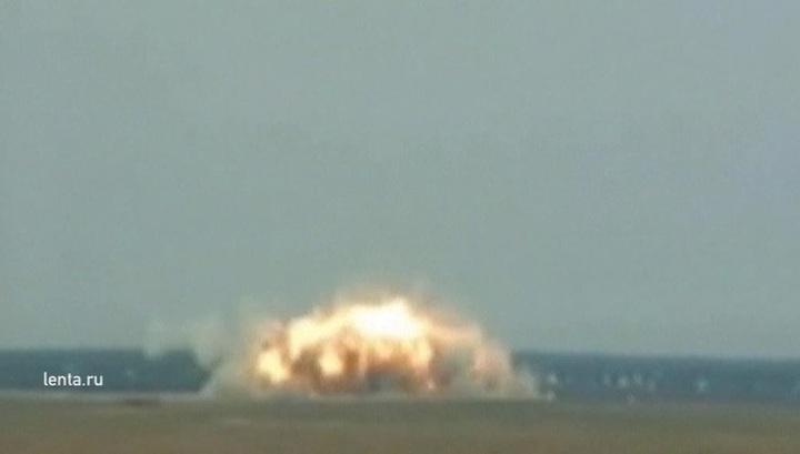 """""""Мать всех бомб"""": обнародовано видео удара по Афганистану"""