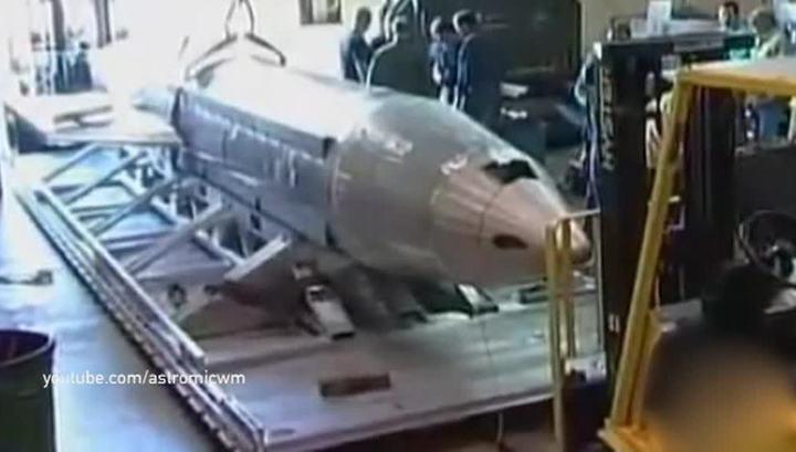 """Иранский """"отец всех бомб"""" оказался на тонну тяжелее американской """"матери"""""""