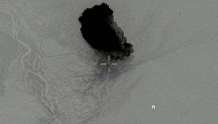 """Пентагон объяснил, зачем была сброшена """"Мать всех бомб"""""""