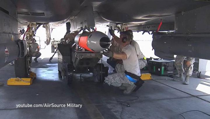 Американцы испытали атомную бомбу B61-12