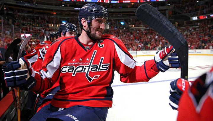 Чемпионат НХЛ: Овечкин прервал голевую засуху, Бобровский отстоял