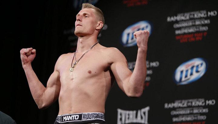 Александр Волков: я хочу титульный бой в UFC