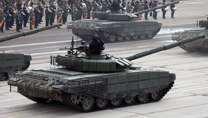 Российские военные получили 4 тысячи боевых машин в 2018 году