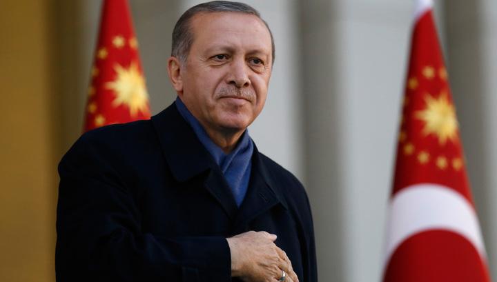 Эрдоган собирается обсудить с Путиным безвизовый режим