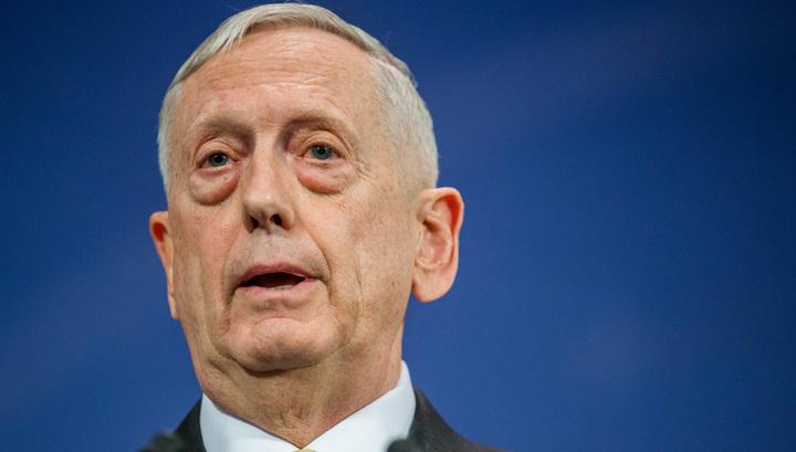 Трамп может уволить главу Пентагона