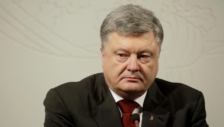 Порошенко заявил, что Россия хочет уничтожить успешную Украину