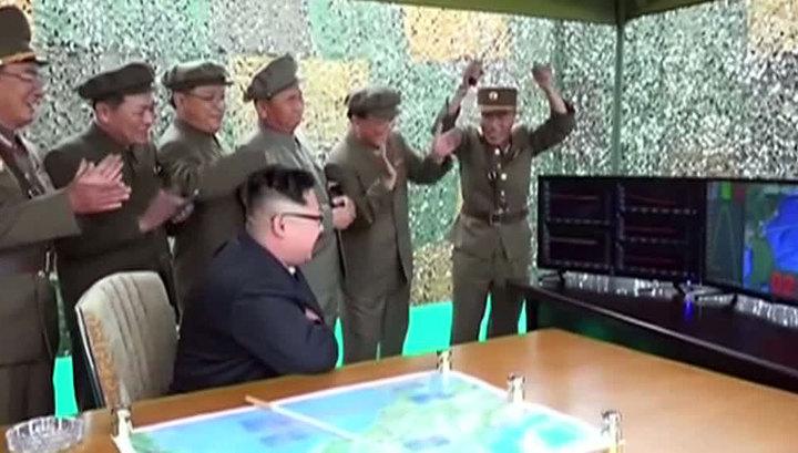 День Армии в КНДР отмечают масштабными стрельбами