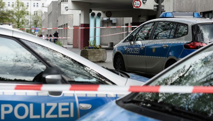 Оцепление посольства РФ в Берлине: тревога оказалась ложной