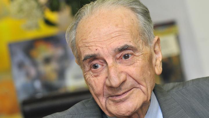 Писатель Анатолий Алексин скончался на 93-м году жизни