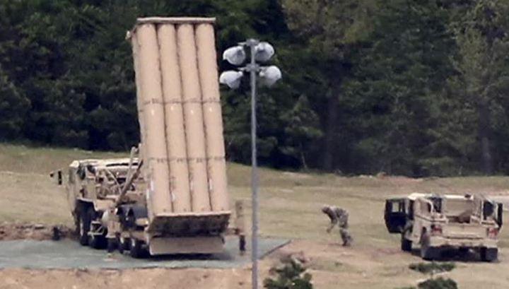 Шаг к ядерной войне: в Южной Корее размещена противоракетная система США