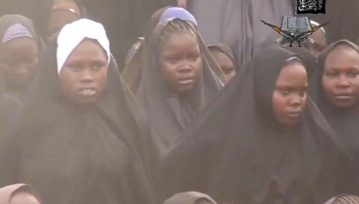 В Нигерии 80 школьниц выменяли на нескольких боевиков