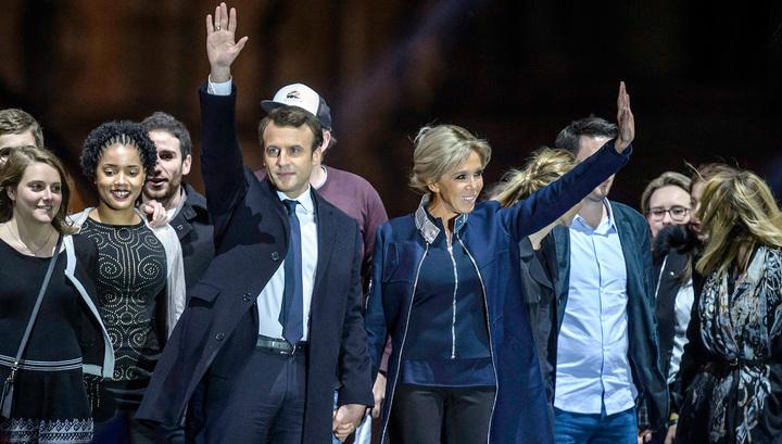 Победа Макрона – новое событие в истории политики Франции
