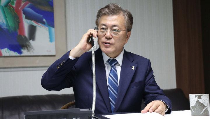 Южная Корея предложила КНДР возобновить диалог по военным вопросам