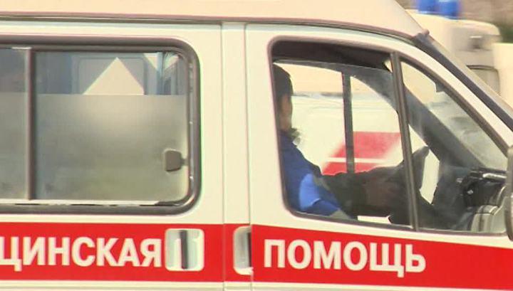 В Ярославле столкнулись две маршрутки с пассажирами