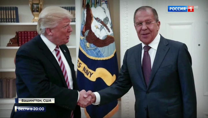 Украина или Сирия: что в реальности обсуждали в США Лавров, Тиллерсон и Трамп