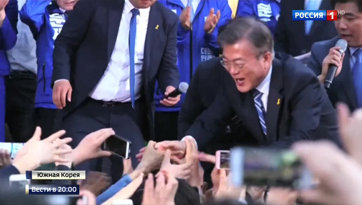 Новый президент Южной Кореи желает наладить отношения с КНДР