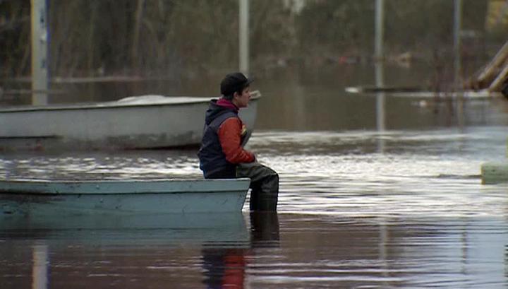 ЧП природного характера в Кировской области: специалисты уже готовятся к эвакуации пострадавших