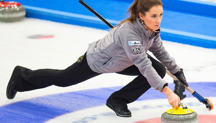 Анна Сидорова: в керлинге допинг не нужен